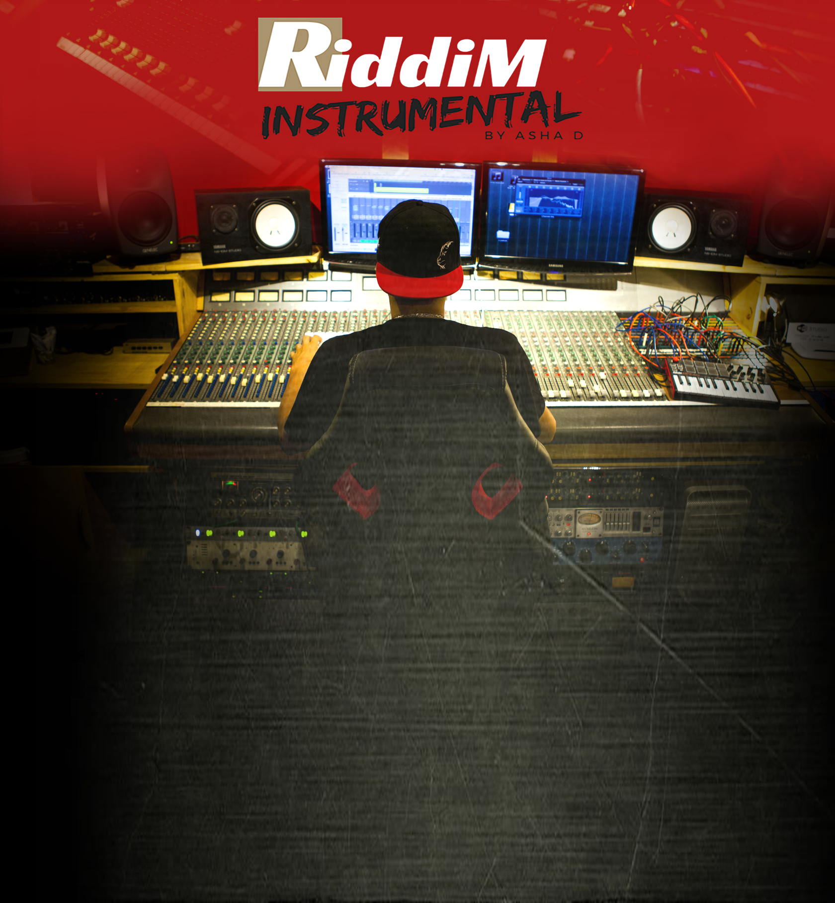 Header Image - Riddims Instrumentals Beats Shop